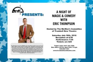 Eric Thompson Magic